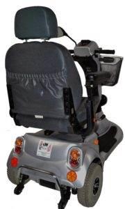 skuter inwalidzki elektryczny meyra ortocar 315 tył