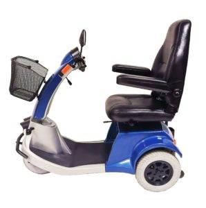 skuter inwalidzki elektryczny meyra ortocar 315 używany bok