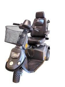 skuter inwalidzki elektryczny minicrosser szary uzywany