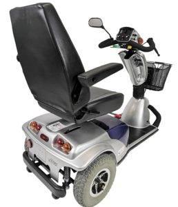 skuter inwalidzki elektryczny używany trophy