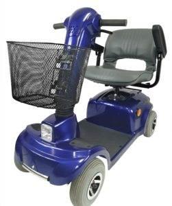 skuter inwalidzki używany elektryczny hs 360