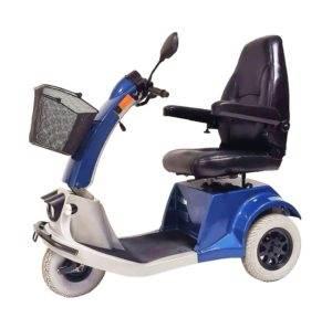 skuter inwalidzki używany elektryczny meyra ortocar 315