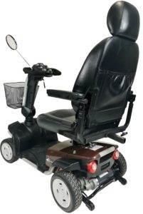 skuter używany inwalidzki elektryczny travelux