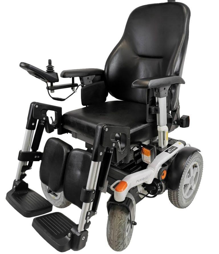 wózek inwalidzki elektryczny puma 40