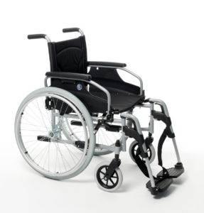 wózek inwalidzki manualny ręczny v100