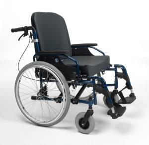 wózek inwalidzki ręczny v100xxl