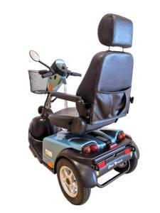 skuter inwalidzki elektryczny minicrosser zielony używany