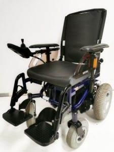 wózek inwalidzki elektryczny meyra champ używany 1