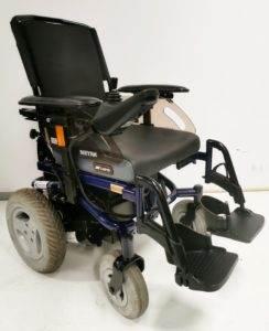 wózek inwalidzki elektryczny meyra champ bok