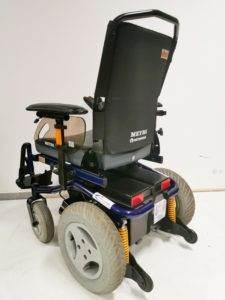 wózek inwalidzki elektryczny meyra champ używany