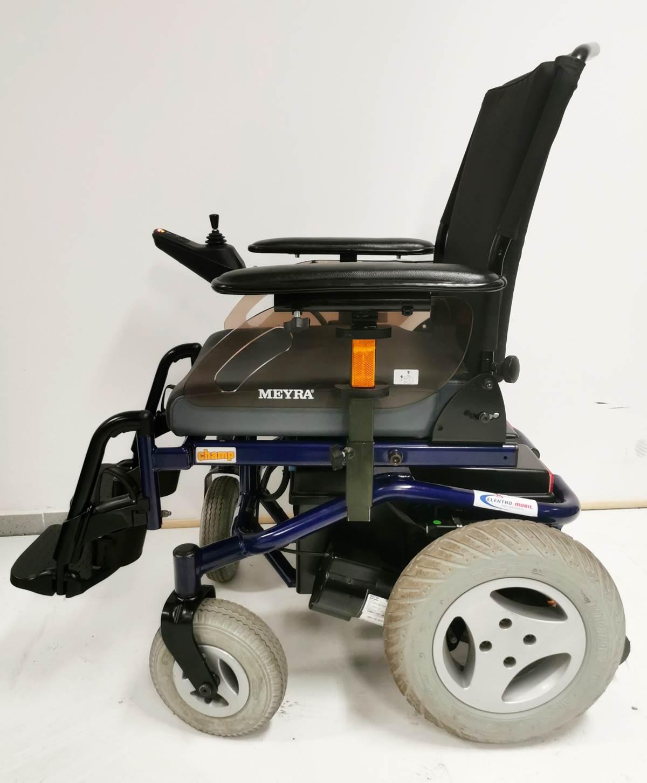 wózek inwalidzki elektryczny meyra champ