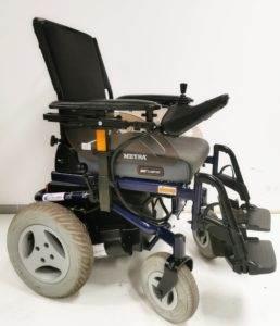 wózek inwalidzki elektryczny używany meyra champ