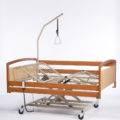 łóżko rehabilitacyjne interval xxl dla osób ciężkich