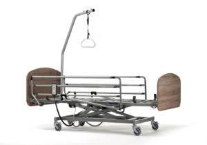 łóżko rehabilitacyjne krzyżakowe illico