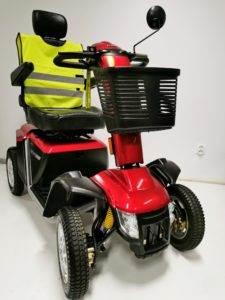 skuter inwalidzki elektryczny dla seniora prezident