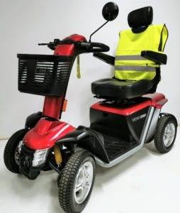 skuter-inwalidzki-elektryczny-prezident-bok