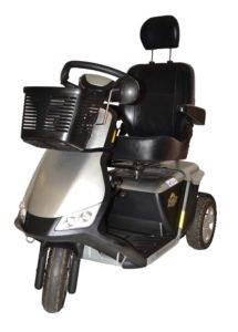 skuter inwalidzki elektryczny pride zolar dla seniora