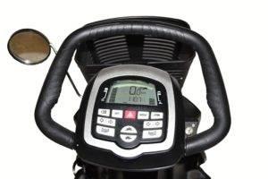 skuter inwalidzki elektryczny pride zolar pulpit