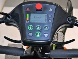 skuter inwalidzki elektryczny solo comfort pulpit