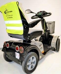 skuter inwalidzki elektryczny solo comfort tył 1