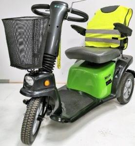 skuter inwalidzki elektryczny solo mezzo 1