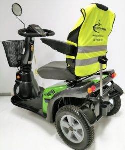skuter inwalidzki elektryczny solo mezzo 2