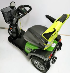 skuter inwalidzki elektryczny solo mezzo dla seniora
