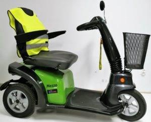 skuter inwalidzki elektryczny solo mezzo używany