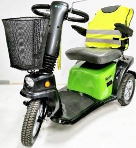 skuter mezzo wózek inwalidzki elektryczny