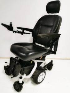 wózek inwalidzki domowy elektryczny travelux 1