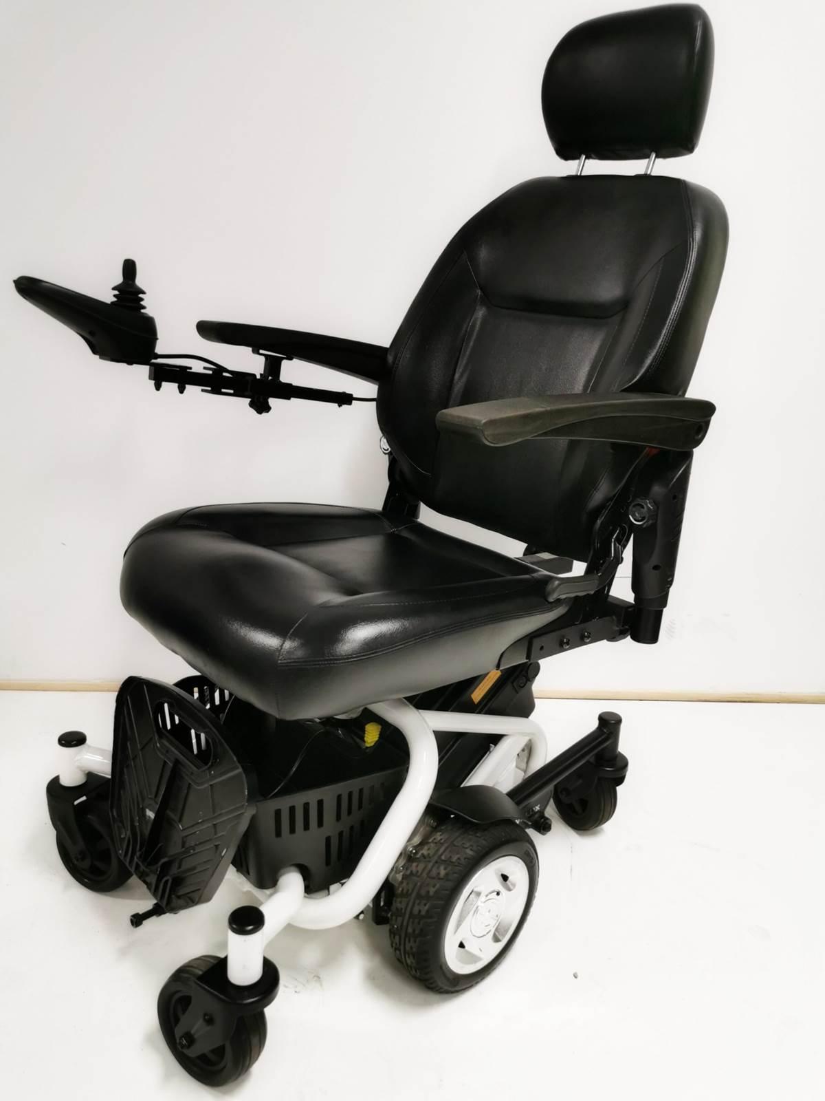 wózek inwalidzki domowy elektryczny travelux