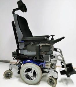 wózek inwalidzki elektryczny quickie javi