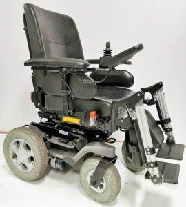 wózek inwalidzki elektryczny alex dla niepełnosprawnych osób