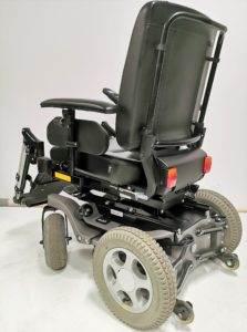 wózek inwalidzki elektryczny handicare alex używany