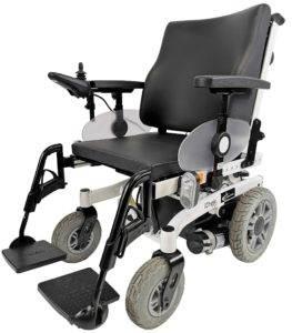 wózek inwalidzki elektryczny meyra ichair mc 2 biały