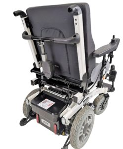 wózek inwalidzki elektryczny meyra ichair mc 2 tył