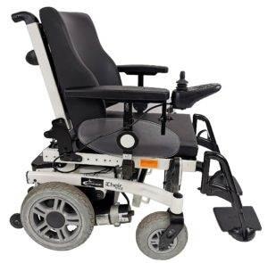 wózek inwalidzki elektryczny meyra ichair mc 2 używany