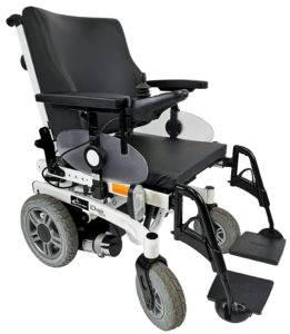 wózek inwalidzki elektryczny meyra ichair mc2