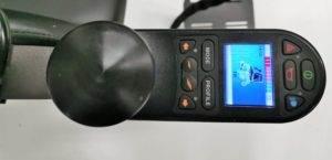 wózek inwalidzki elektryczny quickie javi cyfrowy wyświetlacz
