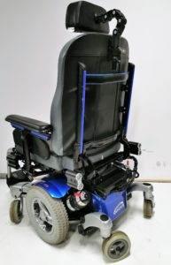 wózek inwalidzki elektryczny quickie javi używany