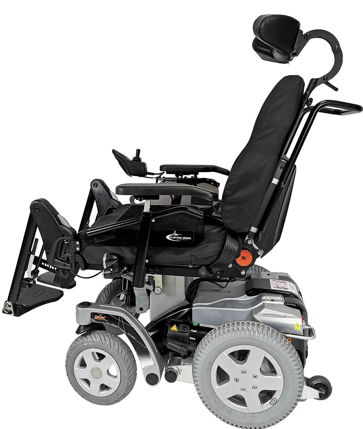 wózek inwalidzki elektryczny storm4