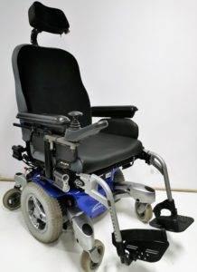 wózek inwalidzki elektryczny woickie javi domowo terenowy