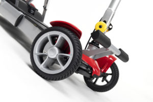 alia inwalidzki skuter elektryczny podróżny rączka