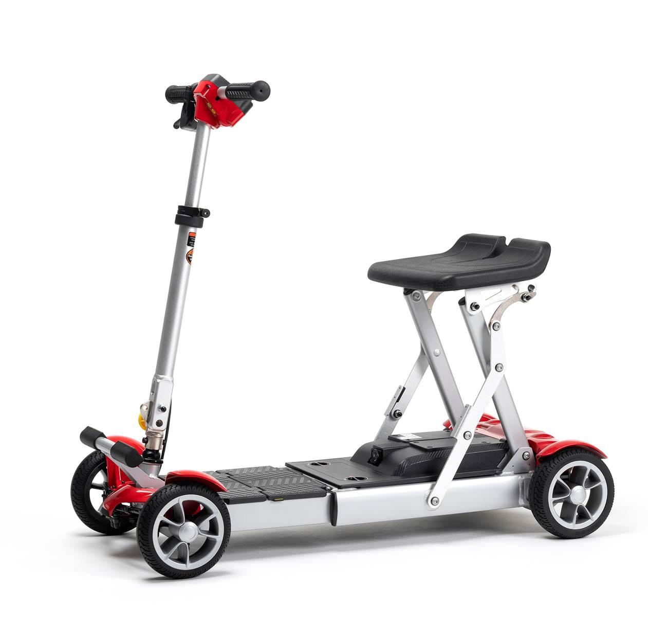 alia skuter inwalidzki elektryczny składany podróżny