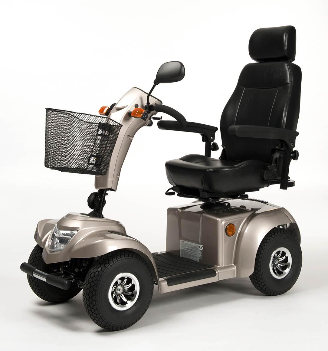 ceres dl champagne skuter inwalidzki elektryczny