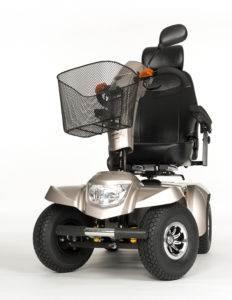 ceres dl skuter inwalidzki elektryczny