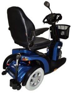 skuter inwalidzki elektryczny używany sterling elite plus