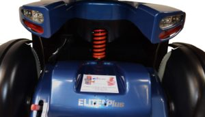 sterling elite 2 plus amortyzacja sklep skuter wózek inwalidzki używany