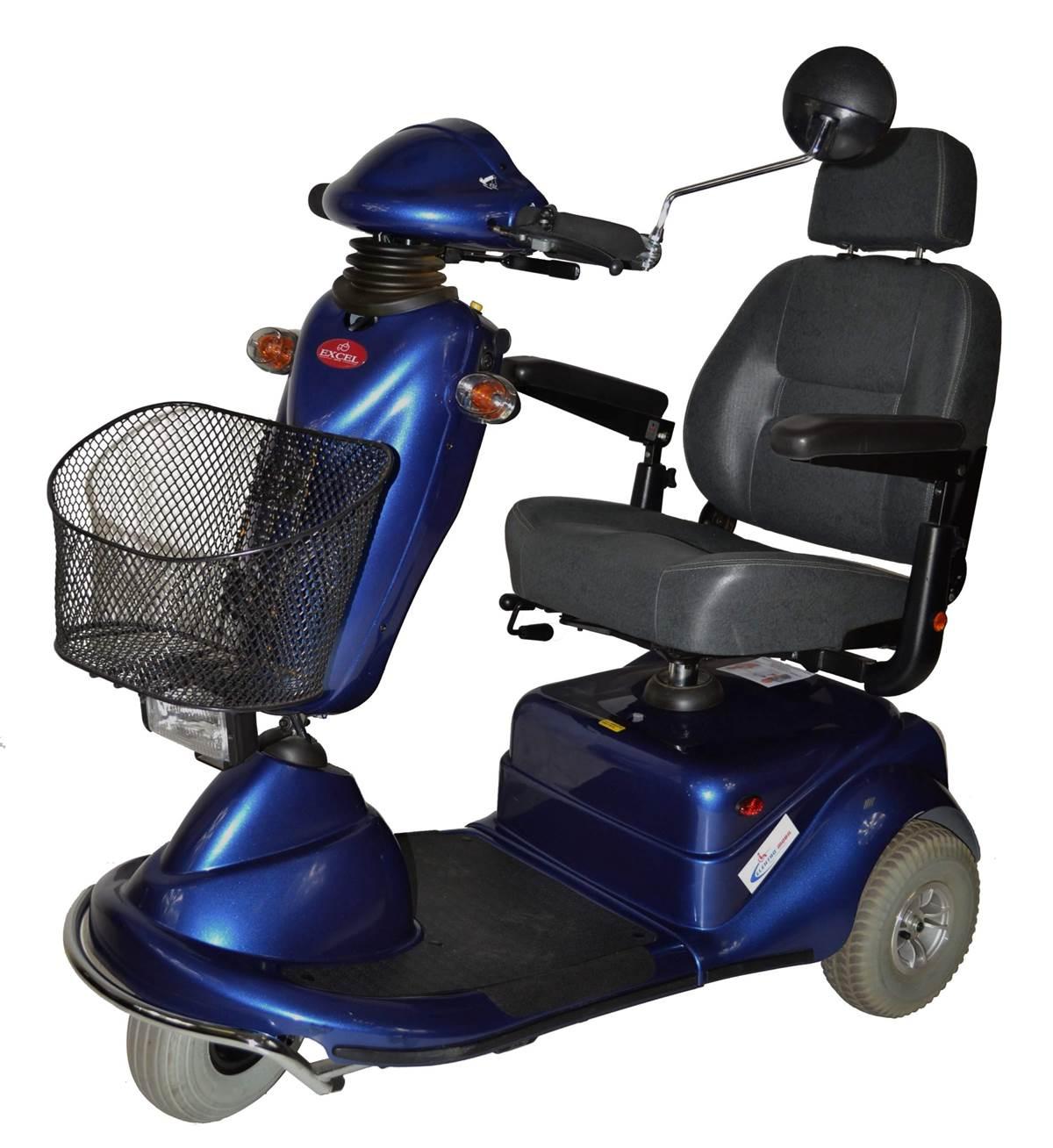exel navigator mały używany skuter inwalidzki