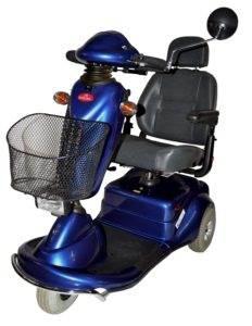 exel navigator skuter wózek inwalidzki o napędzie elektrycznym używany